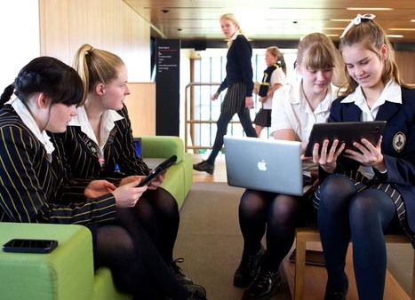 BYO policy takes technology out of pockets and into the open | Digital Citizenship in Schools | Scoop.it