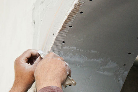 How to tape drywall joints | Home Repair | Scoop.it