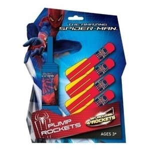 Simba Spiderman Pump Rockets | Baby Toys Online | Scoop.it