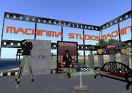 Machinima Studios: Blender and Kinect again