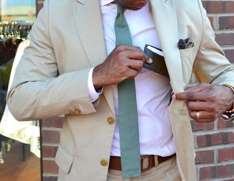 Hemp Ties by Dolbeau « Men's Style Pro   men's ties   Scoop.it