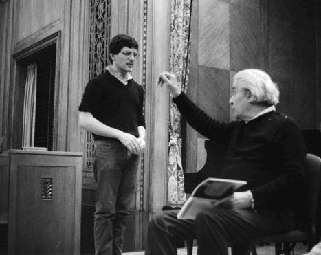 Video: Celibidache calls Karajan, 'an incredibly unmusical person'   Muzibao   Scoop.it