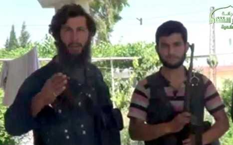 Al-Qaeda-linked rebels apologise after cutting off head of wrong person  - Telegraph | News in english | Scoop.it