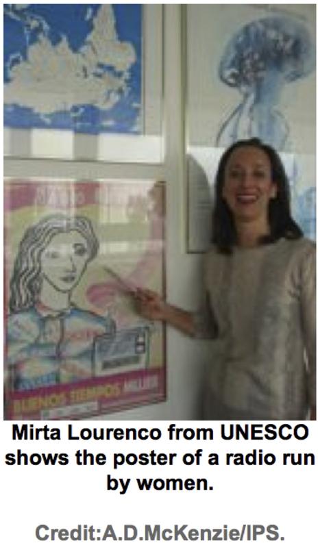 UNESCO Turns On the Radio: World Radio Day, Feb. 12, 2012 | IPS ipsnews.net | Bilingual News for Students | Scoop.it