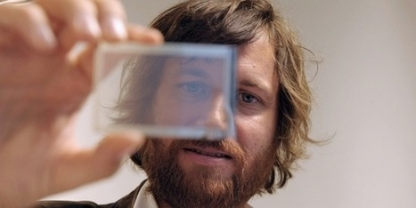 They're Solar Panels as you've never seen them before: completely clear. | Energy | Scoop.it