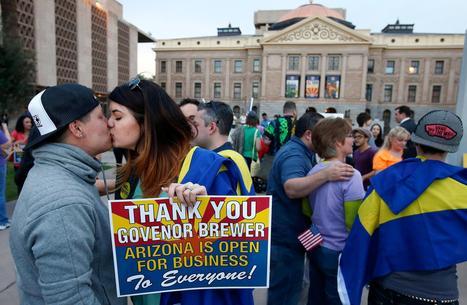 Arizona Governor Jan Brewer Vetoes Anti-Gay Bill - NBCNews.com | Gov andLaw Gunnar B | Scoop.it