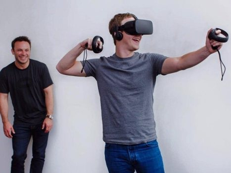 Mark Zuckerberg's vision of the future is full of artificial intelligence, telepathy, and virtualreality | Future Trends and Advances In Education and Technology | Scoop.it