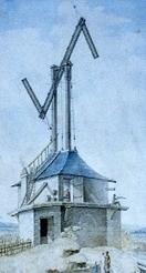 12 juillet 1793 Le télégraphe de Chappe | Racines de l'Art | Scoop.it