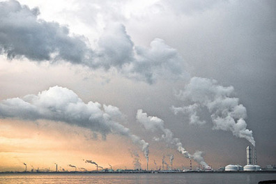 Shell: Gas can cut emissions faster than renewables | RTCC - Responding to Climate Change | SHELL Group | Scoop.it