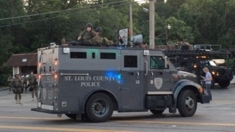 #FERGUSON PROTESTERS TO POLICE: 'We Don't Give a F*ck About Your Laws' | Littlebytesnews Current Events | Scoop.it