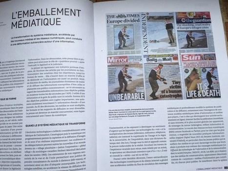 Les discours médiatiques. Passionnant numéro de la revue TDC – Les Outils Tice | Les outils du Web 2.0 | Scoop.it