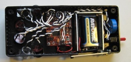 Ultrasonic Dog and Cat Deterrent Project - Hacked Gadgets – DIY ... | Security And Technology From the Web | Scoop.it