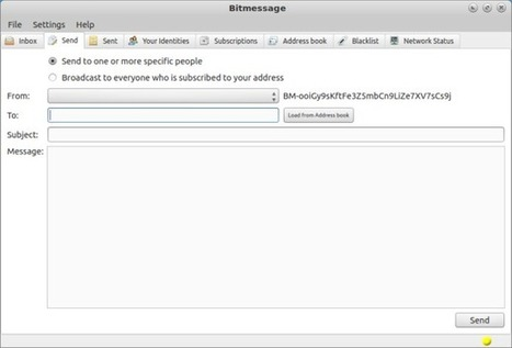 BitMessage: Encrypted messaging, BitCoin-style | Linux and Open Source | Scoop.it