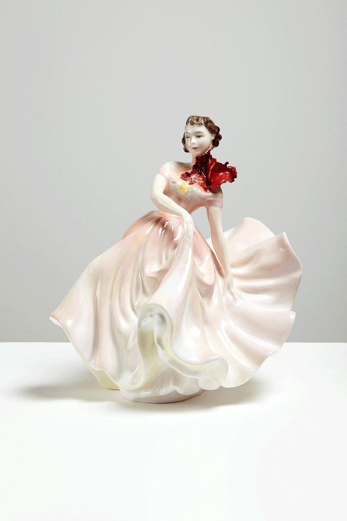 Jessica Harrison: Feminist Figurines | Art Feature | The Skinny | For Art's Sake-1 | Scoop.it