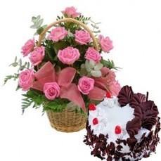 Pink rose Basket Beauty | Trendy Dresses | Scoop.it