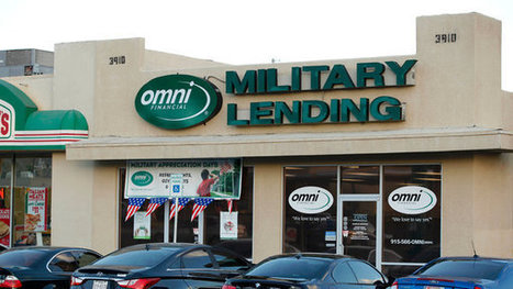 Service Members Left Vulnerable to Payday Loans | Payday Lending | Scoop.it