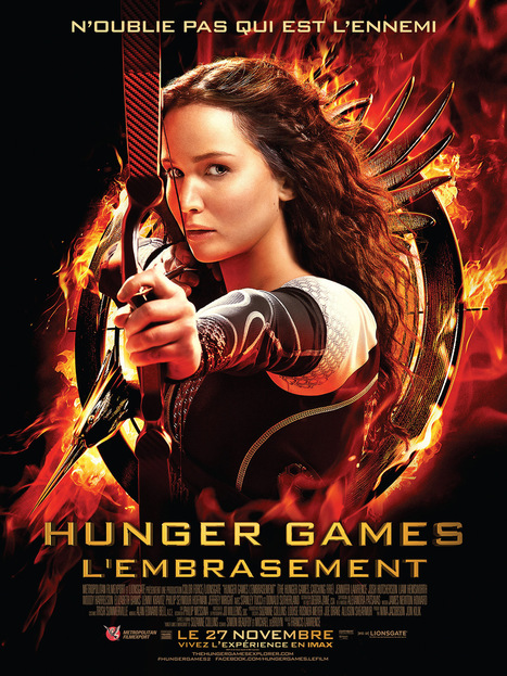 Hunger Games - L'embrasement | Film | Scoop.it