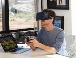 Facebook annonce le rachat d'Oculus VR, créateur de l'Oculus Rift, pour 2 milliards de dollars   Ecosystem   Scoop.it