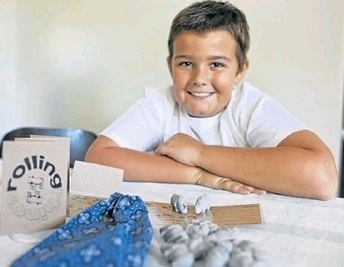 Boy creates unique game to help save the rhino | What's Happening to Africa's Rhino? | Scoop.it
