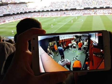 Vodafone Spain Tests LTE Broadcast Technology with Huawei | Mobile TV around the world | Scoop.it