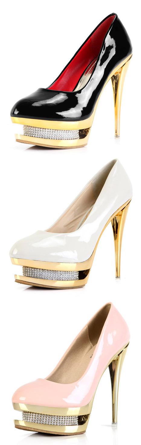 Kvoll Shoes  Wholesale Stiletto Heels Diamand Patent Leather Japan Women Shoes Online [D71202 D71205 D71201]- US$26.67 - www.wholesaleshoes8.com | Kvoll | Scoop.it