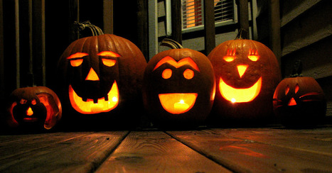 10 Weird Facts You Didn't Know About Halloween [VIDEO] | Prozac Moments | Scoop.it