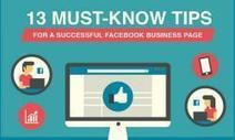 13 Must-Know Tips For a Successful Facebook Business Page [Infographic] | The Social Network Times | Scoop.it