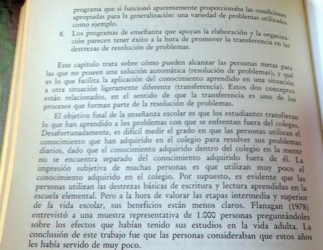 Microblog de Miguel Zapata: Transferencia | Aprendizaje y redes abiertas. | Scoop.it