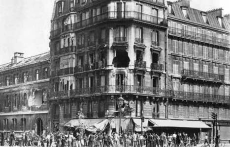 Paris was liberated by revolt in August 1944 - Socialist Worker | Occupied Paris, 1940-44 | Scoop.it