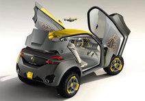 Renault's Latest Concept Includes Drone Launcher   Second hands cars sales UK   Scoop.it