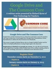 Google Drive and the Common Core | Common Core Online | Scoop.it