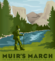 Muirs March 2012 - Restore Hetch Hetchy - Join Us For Muir's March 2012 | Hiking | Scoop.it