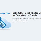 Grab 50GB of Box Online Storage Free for Life | @LLZ | Mobile Learning | Scoop.it