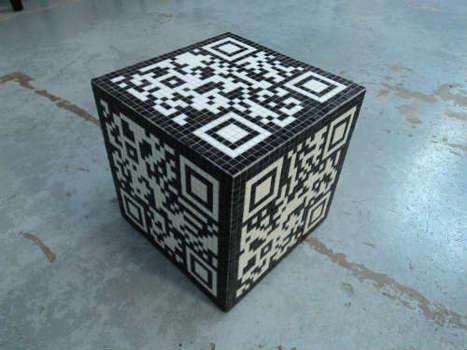 QRcode Mosaique | QR code news | Scoop.it