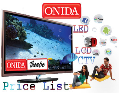 Onida LCD TV Price List | Shopping | Scoop.it