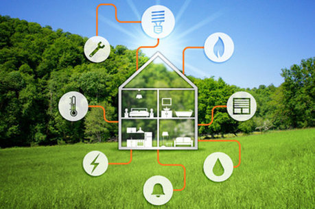 Maison connectée : le marché bondira d'au moins 20% entre 2014 et 2017 #IoT #IdO | Tendances de société | Scoop.it