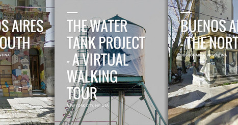 The Water Tank Project, NY: Stories To Listen To | Elevator Pitch: Education for Sustainability | Scoop.it