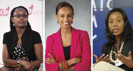 20 African women with powerful and  inspiring voices   Entrepreneurship in Africa   Scoop.it