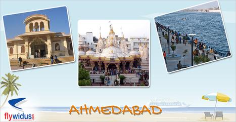 Cheap Flights to Ahmedabad | Book flights from Kolkata to Delhi, cheapest air tickets from Kolkata to Delhi with flywidus | Scoop.it