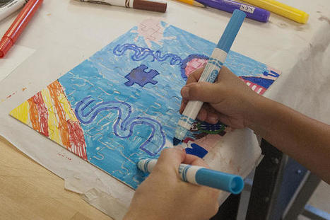 More arts education key to creating Michigan's culture of innovation - Michigan Radio   Artful Interventions   Scoop.it