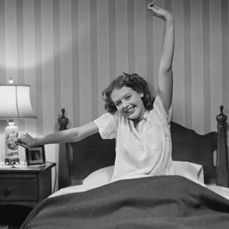 J'ai testé le réveil à 5h30 pendant une semaine, verdict ! - Elle | Tout savoir sur le sommeil | Scoop.it