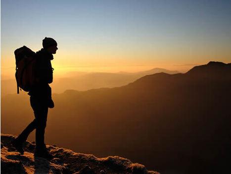 Camminare in montagna aumenta la creatività | Il mondo che vorrei | Scoop.it