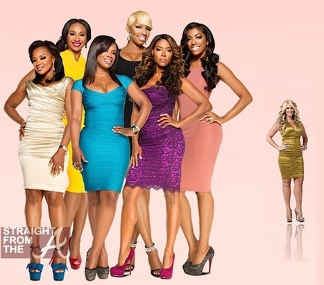 5 Things I Learned From The Real Housewives of Atlanta Season 5 Episode 5 [WATCH FULL VIDEO]   GetAtMe   Scoop.it