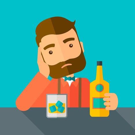 – Jos juo tarpeeksi, varmasti masentuu, sanoo Mielenterveyden keskusliiton puheenjohtaja Pekka Sauri. - Hyvä Terveys | Kuntoutus & päihteet | Scoop.it