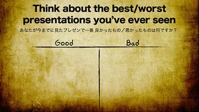 Presentation Zen: How to make a good (or bad) presentation | General | Scoop.it