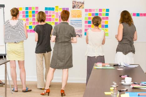 Brainstorming à Liège Creative animé par le service PSGO de l'ULg | Créativité & Méthodes | Scoop.it