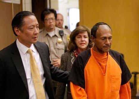 """A .40-caliber gun stolen from a """"federal agent"""" was confirmed to be the murder weapon that shot Kate Steinle in SF.   Criminal Justice in America   Scoop.it"""