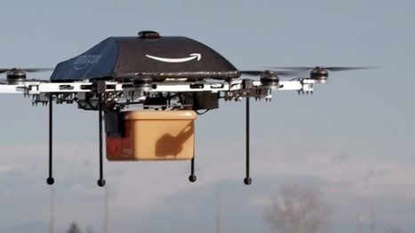 Amazon tests delivery drones at a secret site in Canada — here's why | New inventions | Scoop.it