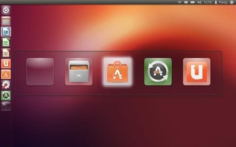 Ubuntu 13.04 : De nouvelles îcones et un nouveau fond d'écran. | ubuntuser.com - Toute l'actualité sur Ubuntu | Planet Ubuntu-fr | Scoop.it