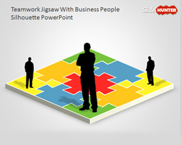 Teamwork PowerPoint Templates and Background Designs   Free Business PowerPoint Templates   Financial Planning   Scoop.it